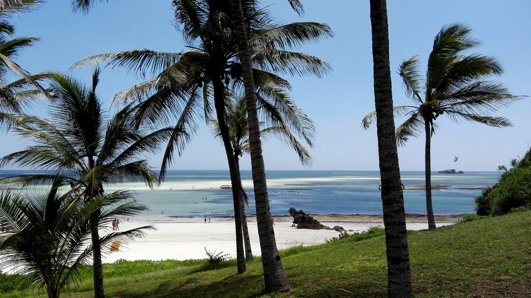 Kenya Vacanze - Turtle beach, Watamu