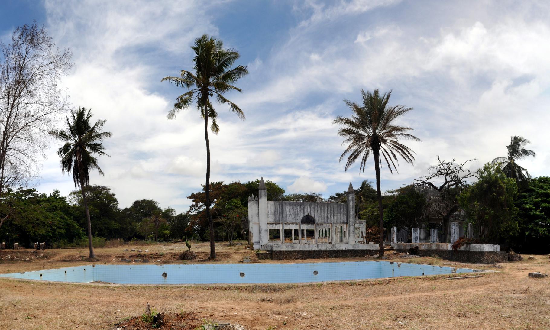 Sindbad Hotel - Malindi 2010
