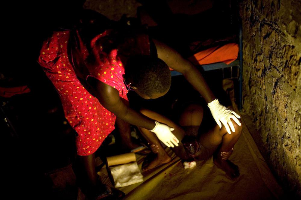 Ostetricia a Mathare