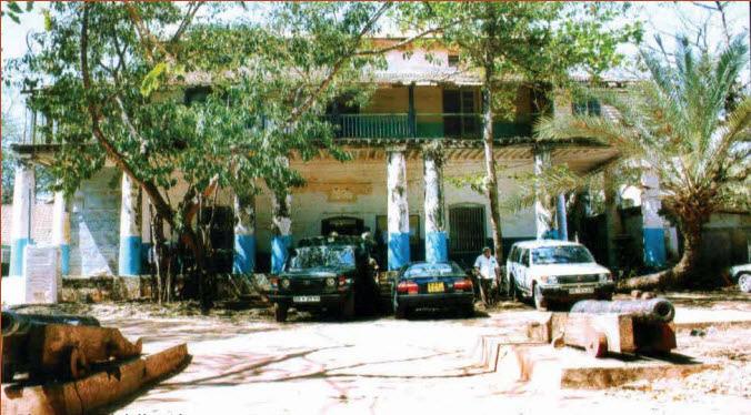 Museo Nazionale del Kenya - Malindi (foto d'epoca)