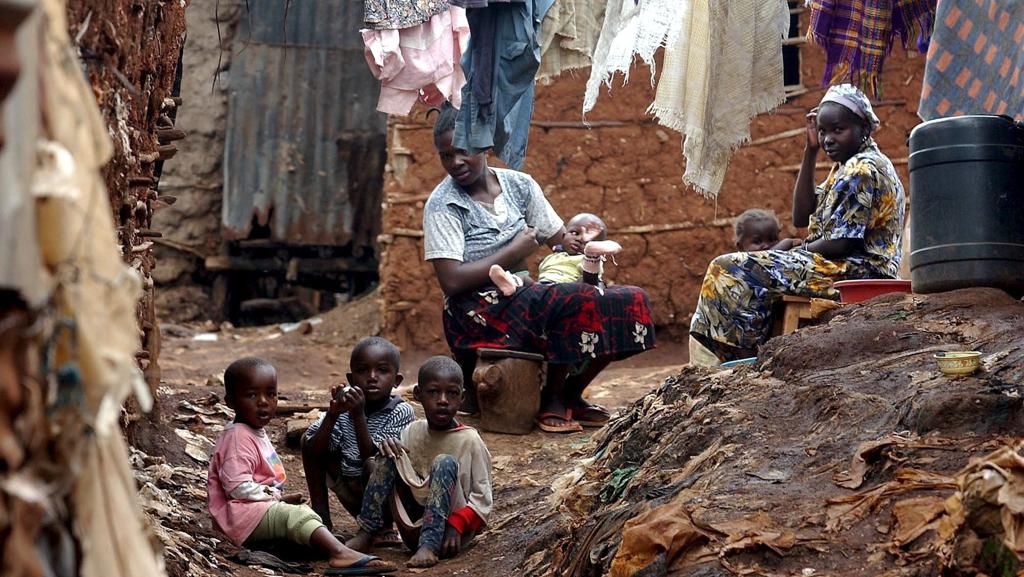 Il Kenya combatte con la povertà