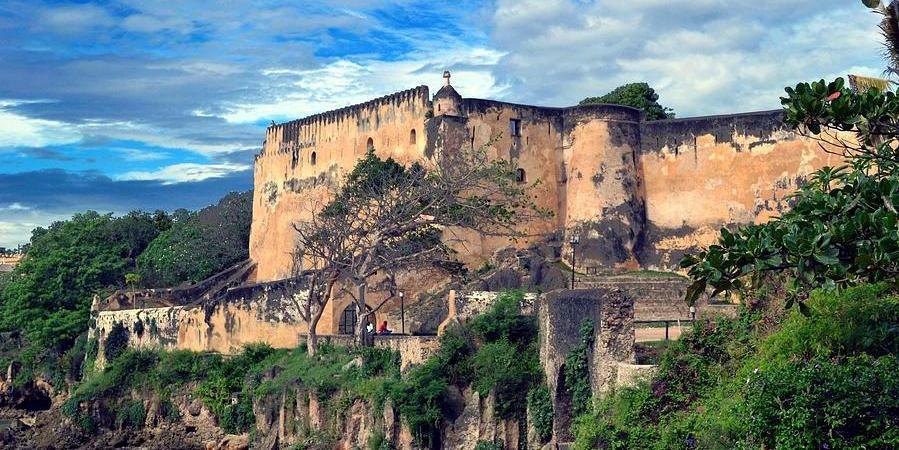 Kenya. Fort Jesus Mombasa