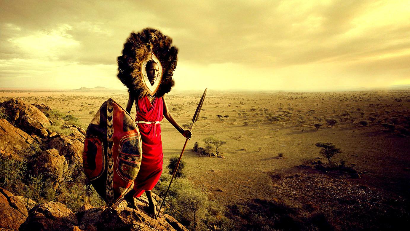 Kenya Vacanze - Guerriero Masai
