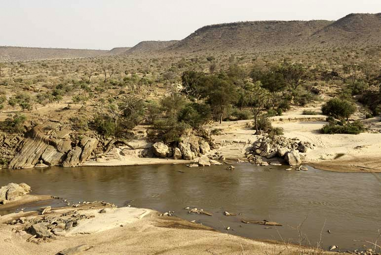 Crocodile Point Lugard's Falls