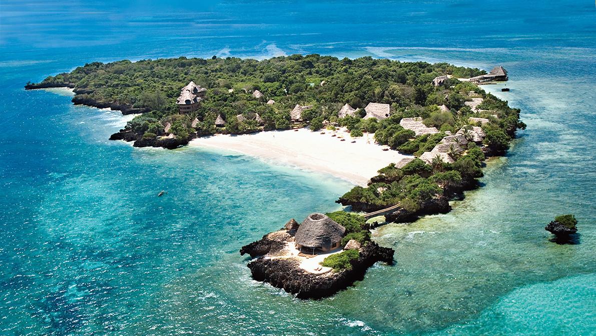 Kenya Vacanze - Isola di Chale