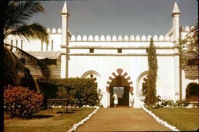 Sindbad Hotel - Malindi 1961