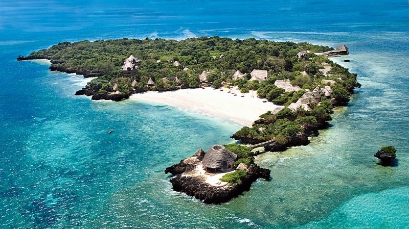 Kenya. Chale Island