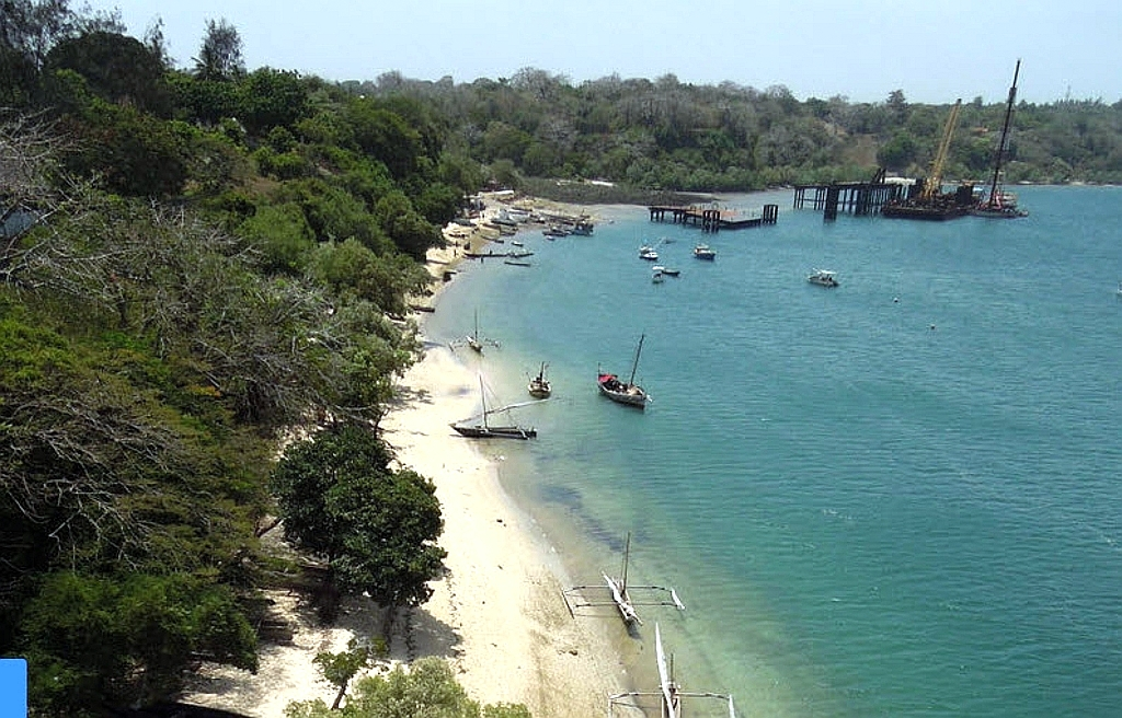 Kilifi Creek, Kenya