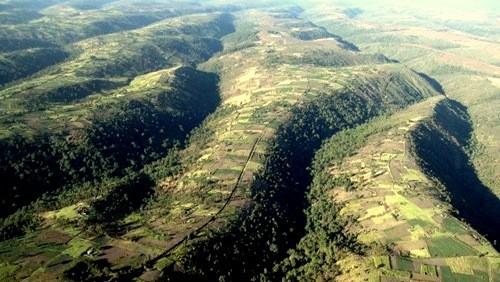 Scarpata Mau (Mau Escarpment)