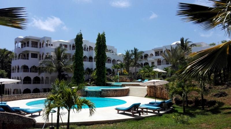 Kenya. Beverly Suites Malindi