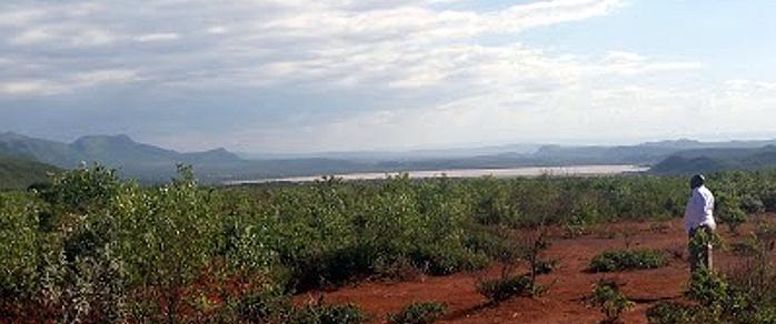 Lago Solai, Nakuru-Kenya
