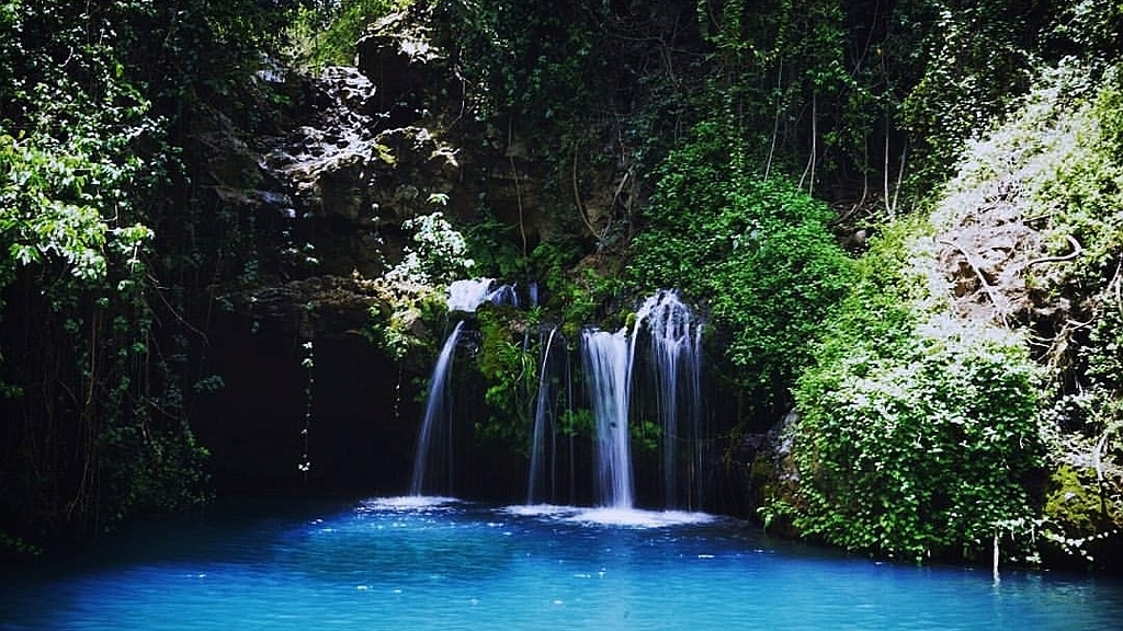 Ngare Ndare Waterfall