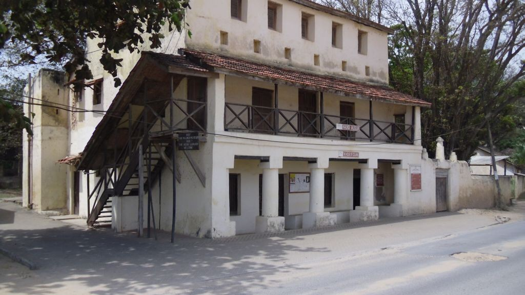 Casa delle Colonne e Museo di Malindi.