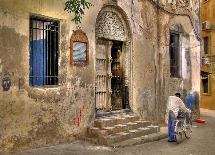 Casa di Tippu Tip a Stone Town la città più importante di Zanzibar-Foto by Luciano Gollini