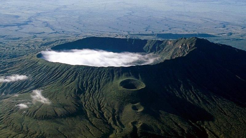 Kenya. Monte Longonot
