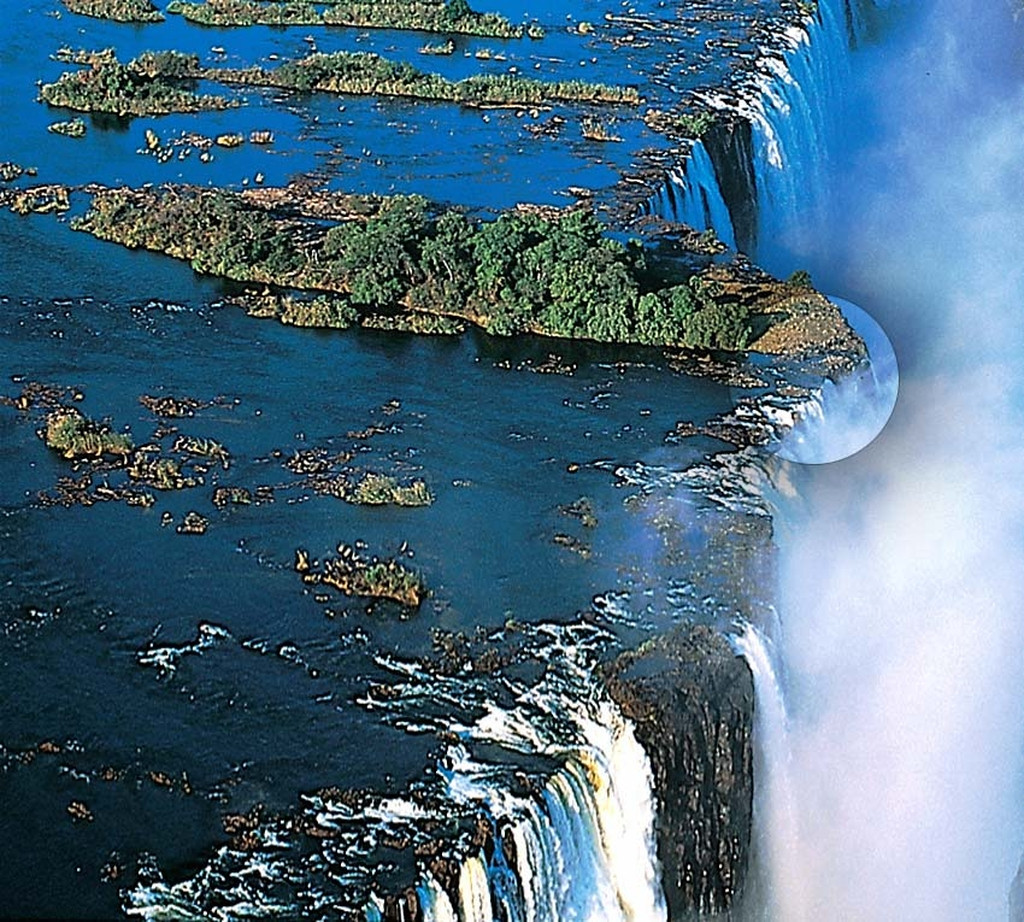Victoria Falls - Devil's Pool