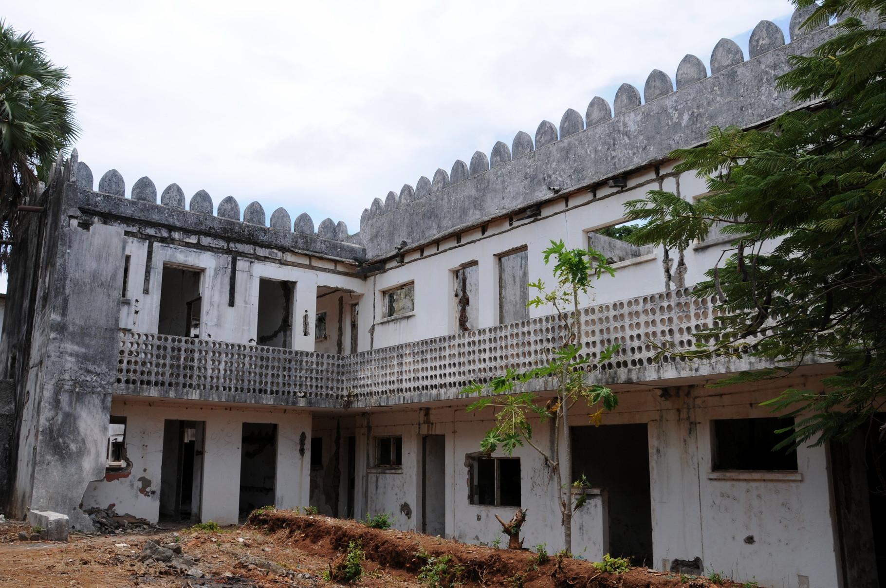 Sinbad Hotel - Malindi 2010