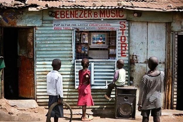 Music Store Nairobi Kenya