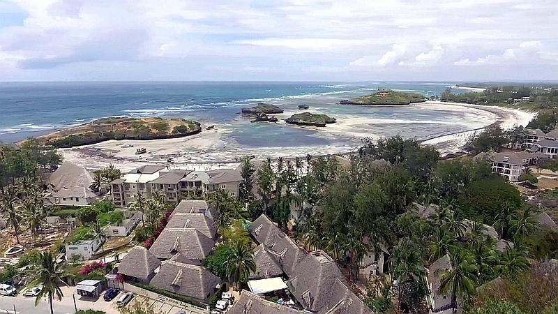Kenya. Blue Lagoon Bay Watamu