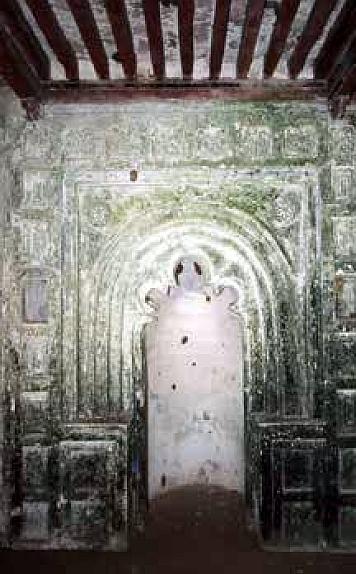 Sendeni Interno Moschea