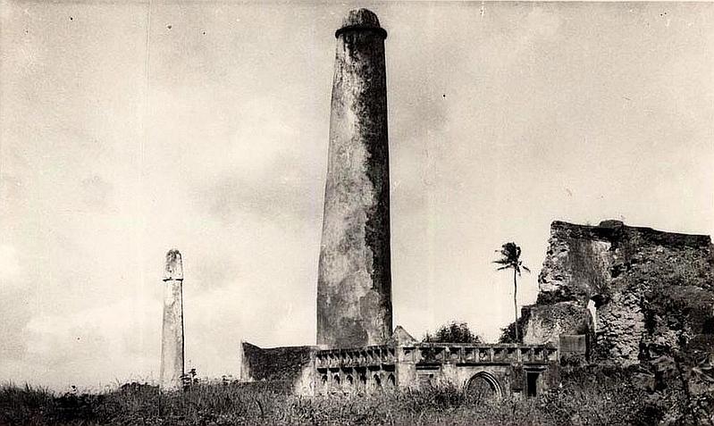 Pillar Tombs Malindi, Kenya