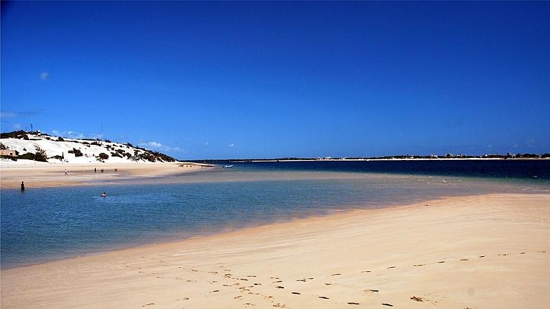 Kenya. Shela Beach Lamu