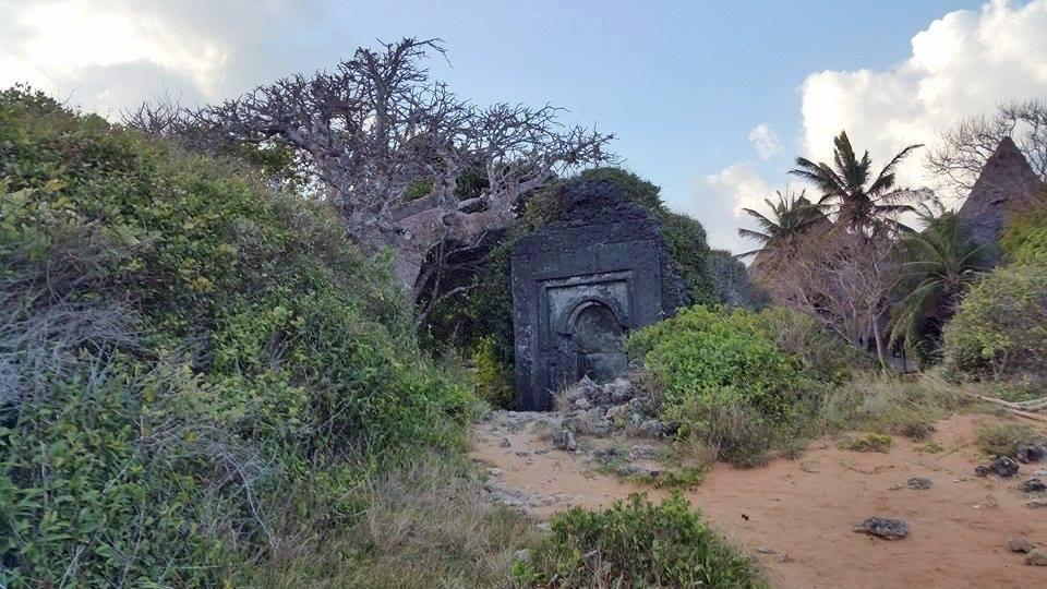 Temple Ruin - Le rovine della Moschea