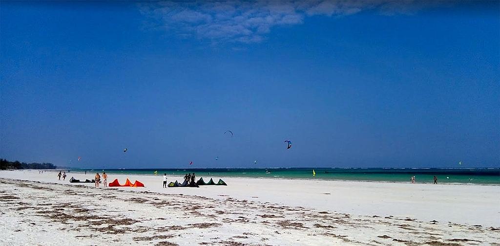 Galu Beach - Kenya