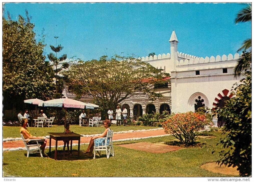 Sindbad Hotel - Malindi 1970