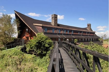 Ark Lodge - Aberdare National Park