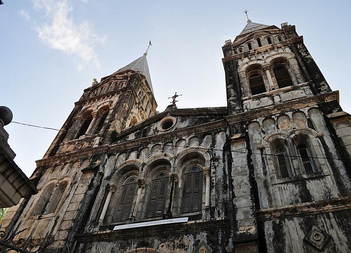 Cattedrale Cattolica di San Giuseppe a Stone Town-Zanzibar