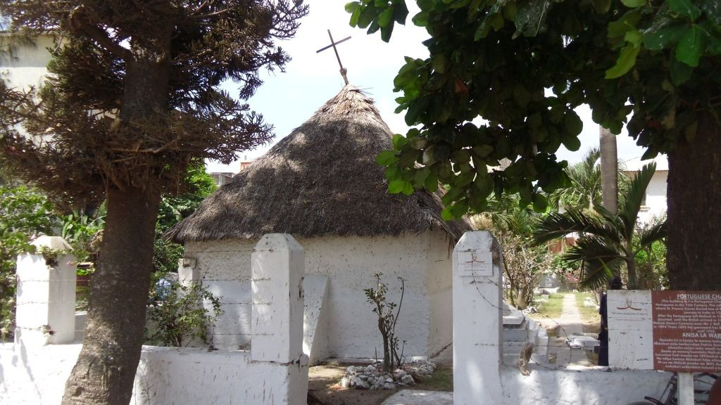 Cappella portoghese, Malindi.