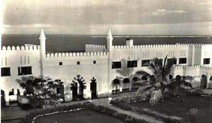 Sinbad Hotel - Malindi (foto d'epoca)