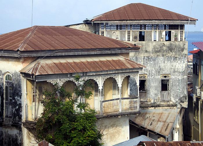 Casa di Tippu Tip a Stone Town Zanzibar