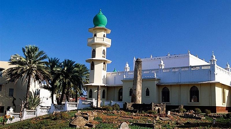 Pillar Tombs Jumaa Mosque Malindi, Kenya