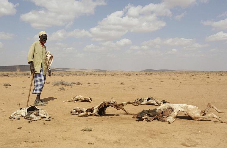 Carestia in Somalia