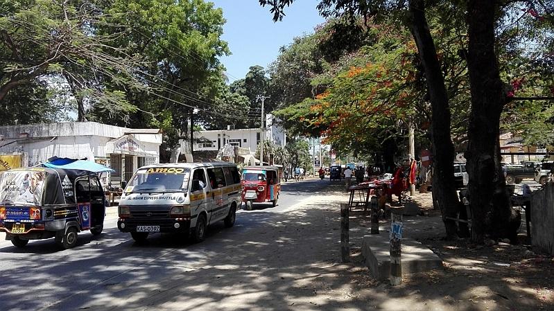 Kenya. Malindi Town