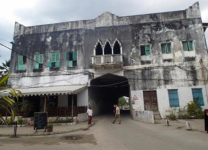Orfanotrofio-Stone Town Zanzibar