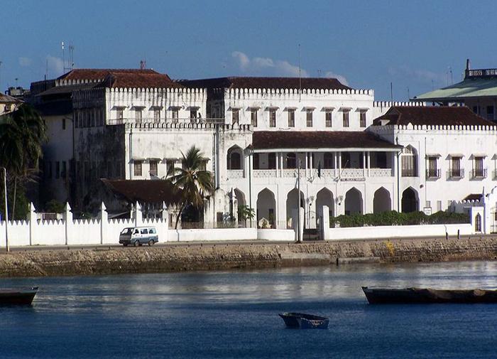 Museo del Palazzo (Beit al-Sahel)-Stone Town Zanzibar