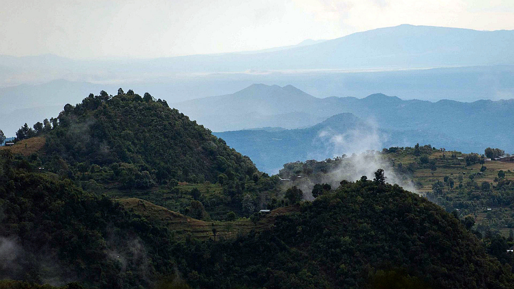 Kerio Valley-Tugen Hills