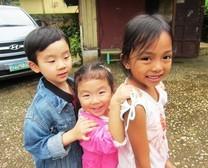 フィリピン人のお友達と
