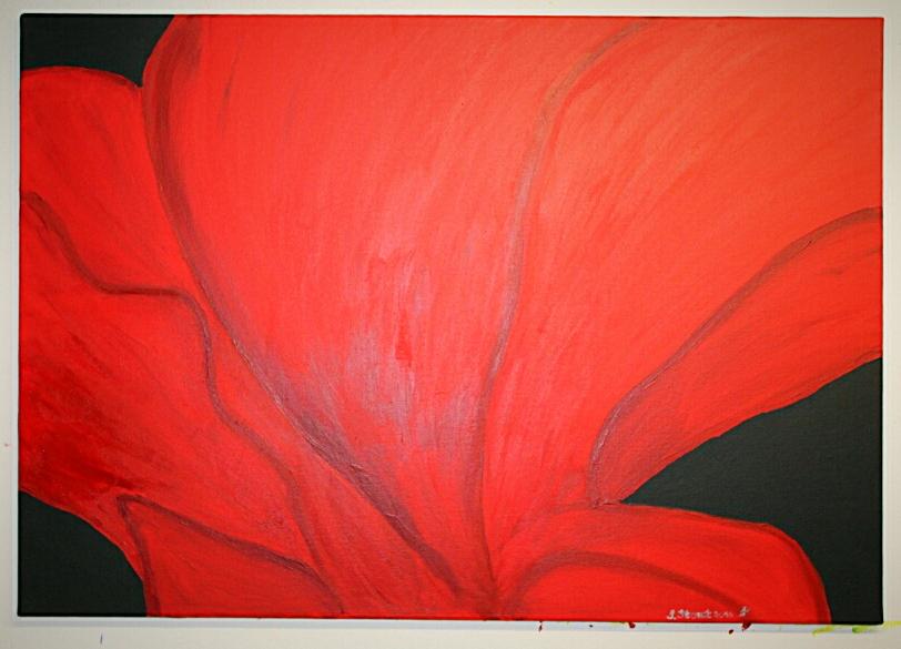 Red Tulpa
