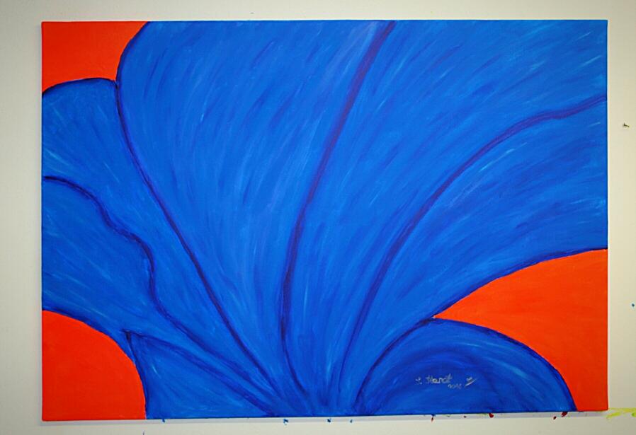 Blue Tulpa