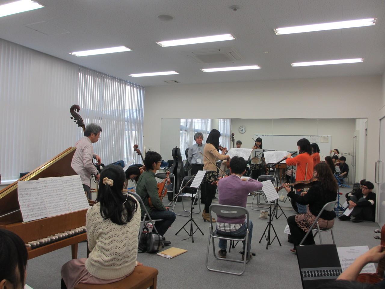 オーボエとヴァイオリンの為の協奏曲