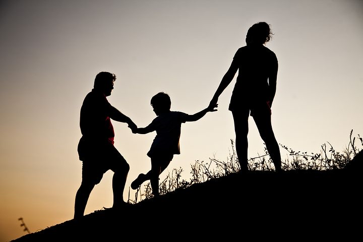 felicità valori obiettivi famiglia amore