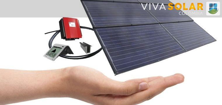 paquetes solares completos