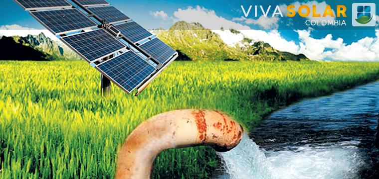 bombas de agua solares