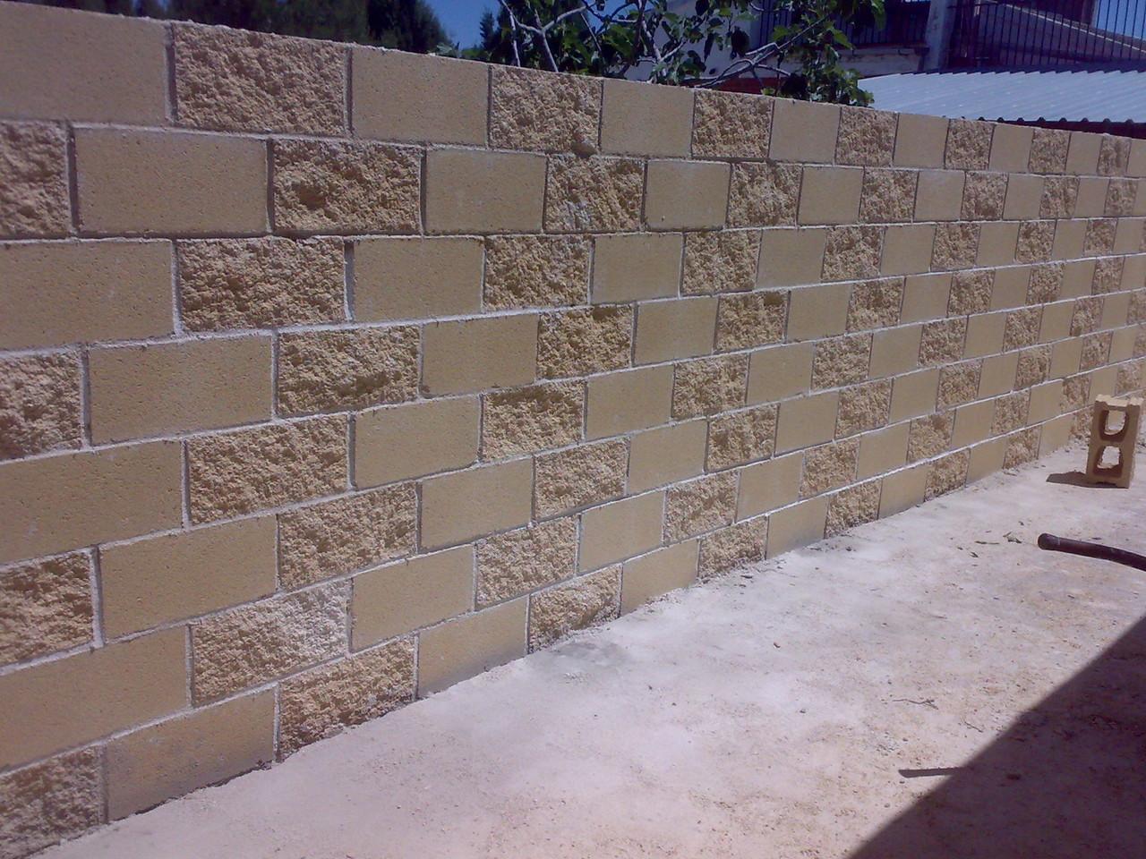 Muros de todo tipo hormigon impreso cuenca pavimento impreso cuenca hormigon pulido cuenca - Muros de hormigon ...
