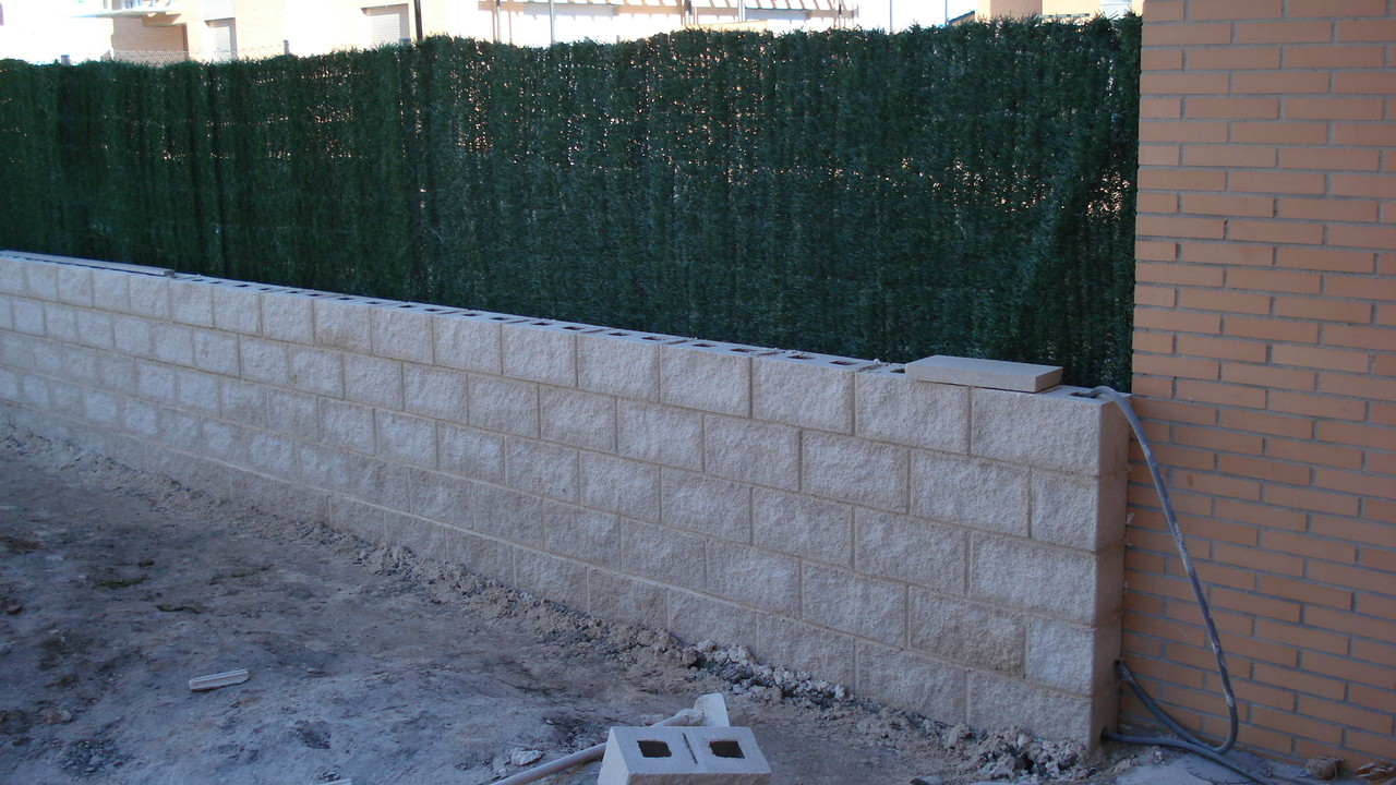 Muros de todo tipo hormigon impreso cuenca pavimento for Hormigon impreso cuenca