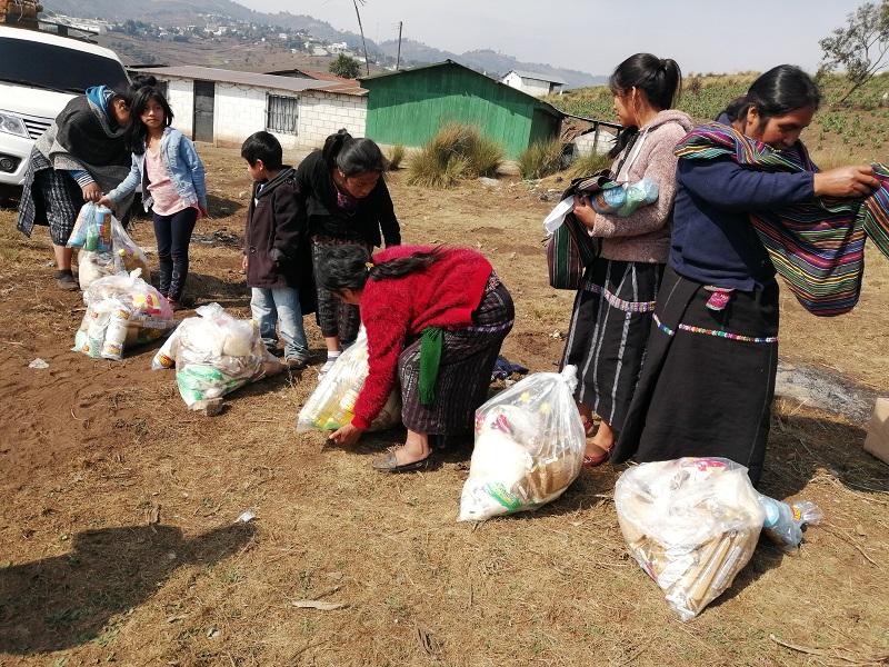 Corona und der Hunger in Guatemala: Ein Hilferuf!